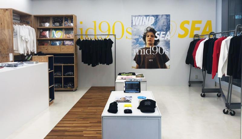 POP BY JUNに映画「mid90s」のLimited Storeがオープン