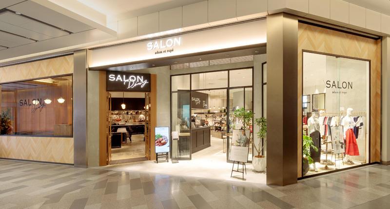 「SALON adam et ropé」東海地区に初出店 名古屋駅・タカシマヤ ゲートタワーモールにOPEN