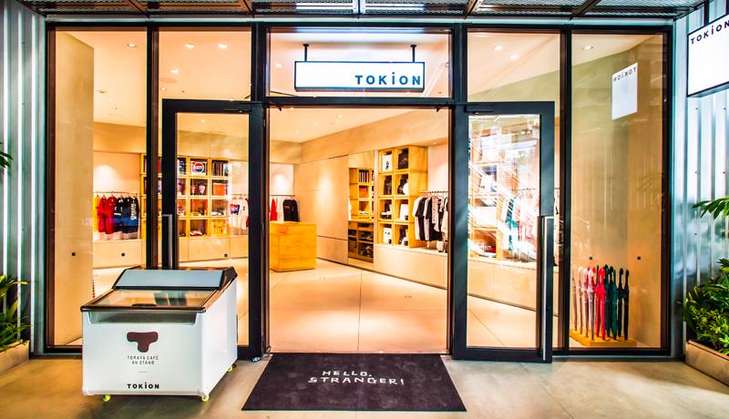 MIYASHITA PARKにフラッグシップショップ「TOKiON the STORE」がオープン